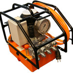 Hydraulic torque wrench pump by First Bolting