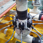 Hydraulic bolt tensioner by First Bolting
