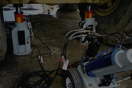 Hydraulic cylinders/jacks