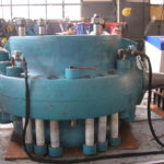 Induction bolting machine by First Bolting