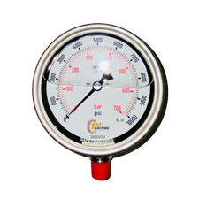 Pressure gauge for sale and for hire at First Bolting